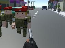Block Pixel Cops