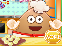 Pou Cooking Rafaello