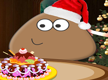 Pou Gateste Tort de Craciun