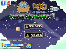 Pou Jelly World 3