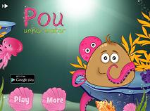 Pou Under Water