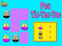 Pou Tic Tac Toe