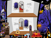 Pou de Halloween