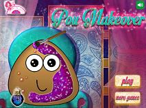 Pou Makeover