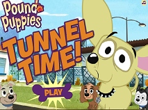 Pound Puppies - Tunel Time