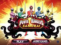 Power Rangers Samurai -  Spiritul de Samurai