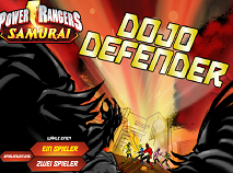Power Rangers Samurai Dojo Defender
