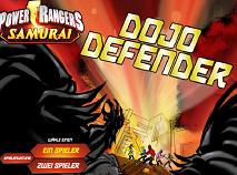 Power Rangers Samurai Apara Dojo-ul
