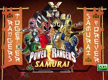 Power Rangers Samurai Togheter Forever
