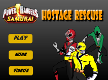 Power Rangers Hostage Rescue