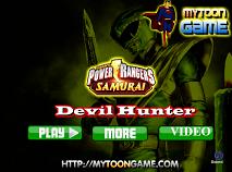 Power Rangers Samurai Vanatori de Demoni