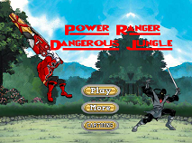 Power Rangers Dangerous Jungle
