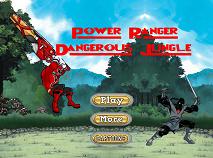 Power Rangers Samurai si Jungla Periculoasa