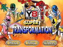 Power Rangers Transformarea