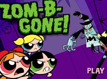 Powerpuff Lupta cu Zombie
