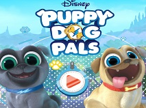 Puppy Dog Pals Obstacle Run