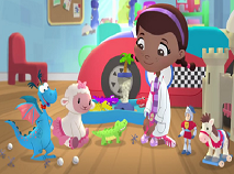 Doc McStuffins's Friends Puzzle