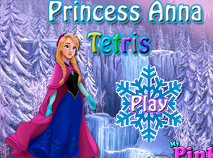 Printesa Ana Tetris