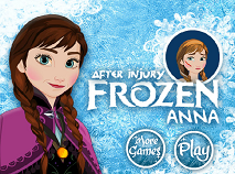 Frozen Anna After Injury