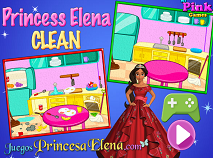 Princess Elena Clean