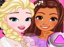 Printesele Disney Carpool Karaoke