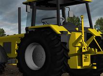 Provocarea cu Tractorul