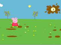 Peppa Pig in the Mud
