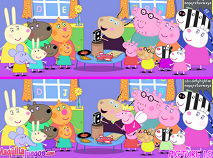 Peppa Pig 35 Differences