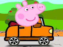 Peppa Pig Crazy Racing