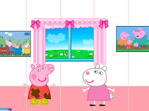Peppa Room Decorating