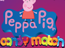 Peppa Pig Candy Match