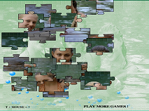 Puzzle H2O Mermaids