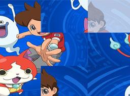 Puzzle Sliding cu Ceasul Yo-Kai 2