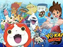 Puzzle Sliding cu Ceasul Yo-Kai