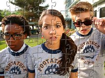 100 Things to Do Before High School Puzzle