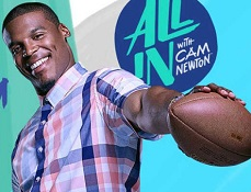 Puzzle cu All In with Cam Newton