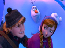 Ana and Kristoff Puzzle
