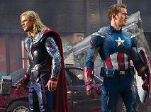 Puzzle cu Avengers
