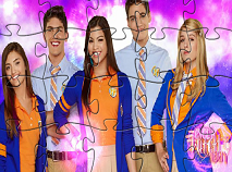 Puzzle cu Every Witch Way
