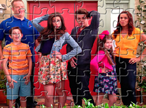 Thundermans Family Puzzle