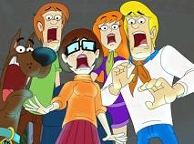 Puzzle cu Fii Tare Scooby Doo