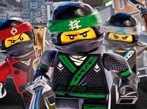 Puzzle cu Filmul Lego Ninjago