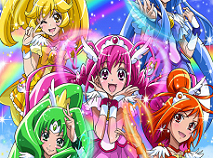 Glitter Force Jigsaw