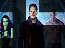 Puzzle cu Guardians of the Galaxy