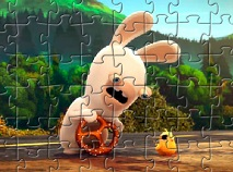 Rabbids Invasion Jigsaw