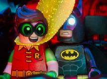 Puzzle cu Lego Batman