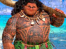Puzzle cu Maui