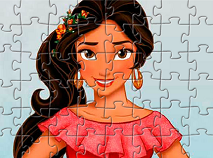 Princess Elena of Avalor Puzzle