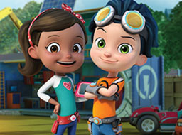 Rusty Rivets Jigsaw
