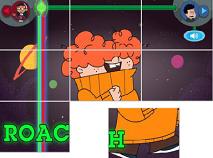 Puzzle cu Super Tocilarii